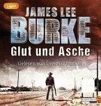 Glut und Asche / Hackberry Holland Bd.2 (2 MP3-CDs)