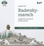 Radetzkymarsch, 2 MP3-CD