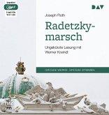 Radetzkymarsch, 2 MP3-CD