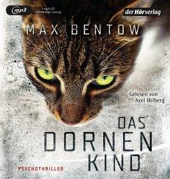 Das Dornenkind / Nils Trojan Bd.5 (1 MP3-CDs) - Bentow, Max