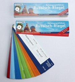 Russisch-Riegel (Nonbook) von Natascha Hess; Jörn Götzke