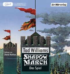 Das Spiel / Shadowmarch Bd.2 (4 MP3-CDs) - Williams, Tad