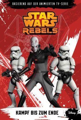 Buch-Reihe Star Wars - Rebels von Michael Kogge