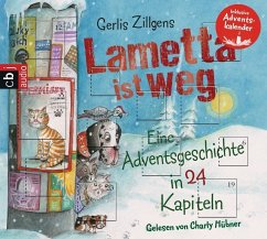 Lametta ist weg, 1 Audio-CD - Zillgens, Gerlis