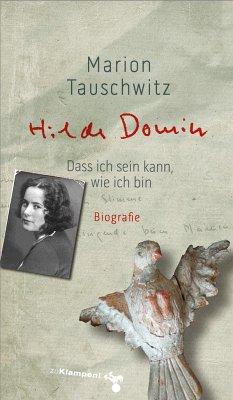 Hilde Domin - Tauschwitz, Marion