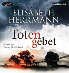 Totengebet / Joachim Vernau Bd.5 (2 MP3-CDs) - Herrmann, Elisabeth