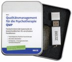 Qualitätsmanagement für die Psychotherapie QMP, USB-Stick