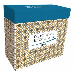 Die Höredition der Weltliteratur - Goethe, Johann Wolfgang von; Austen, Jane; Poe, Edgar Allan; Dickens, Charles; Dostojewski, Fjodor