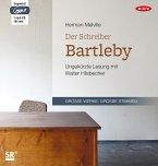 Der Schreiber Bartleby, 1 MP3-CD
