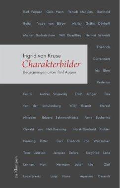 Charakterbilder - Kruse, Ingrid von