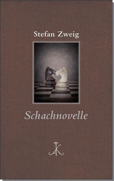 Stefan Zweig Schachnovelle Von Stefan Zweig Portofrei Bei