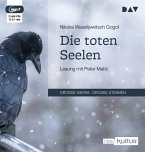 Die toten Seelen, 2 MP3-CD