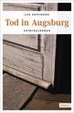 Tod in Augsburg (Mängelexemplar)