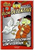 Die Monsterschwäne vom Hyde Park / Olchi-Detektive Bd.5 (Mängelexemplar)