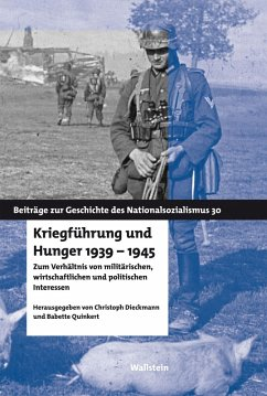 Kriegführung und Hunger 1939-1945 (eBook, PDF)