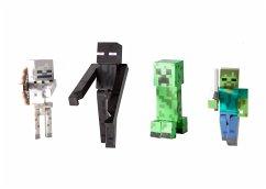 Minecraft - Feindliche Mobs, bewegliche Spielfiguren - Multipack Set