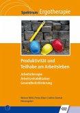 Produktivität und Teilhabe am Arbeitsleben (eBook, PDF)