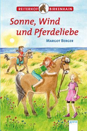 Buch-Reihe Reiterhof Birkenhain von Margot Berger