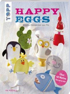 Happy Eggs (kreativ.kompakt.) - Pedevilla, Pia