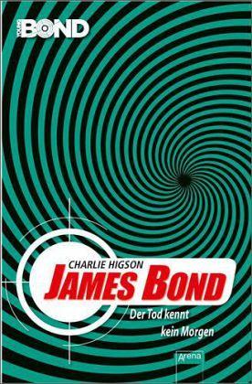 Buch-Reihe Young Bond