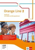Orange Line 2. Workbook mit CD und Übungssoftware. Klasse 6
