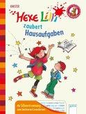 Hexe Lilli zaubert Hausaufgaben / / Hexe Lilli Erstleser Bd.1