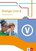 Orange Line 2. Vokabeltraining aktiv. Klasse 6