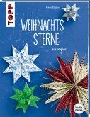 Weihnachtssterne aus Papier (kreativ.startup.)