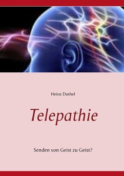 Telepathie (eBook, ePUB) - Duthel, Heinz