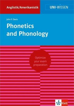 Phonetics and Phonology - Davis, John F.