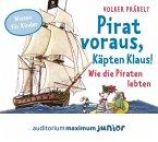 Pirat voraus, Käpten Klaus!, 1 Audio-CD