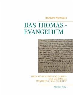 Das Thomas-Evangelium - Nordsieck, Reinhard