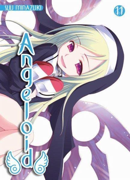Buch-Reihe Angeloid