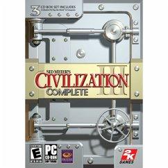 Sid Meier's Civilization III Complete (Download für Windows)