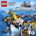 Tiefsee-Expedition / LEGO City Bd.15 (1 Audio-CD)