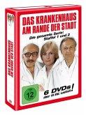 Das Krankenhaus am Rande der Stadt - Die gesamte Serie: Staffel 1 und 2 (6 Discs)
