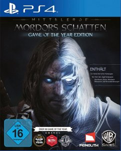 Mittelerde: Mordors Schatten - Game Of The Year...