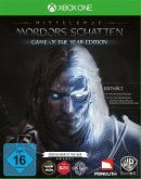 Mittelerde: Mordors Schatten - Game Of The Year Edition (Xbox One)