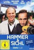 Hammer & Sichl - Staffel 1+2, 10 Episoden auf 3 DVDs (3 Discs)