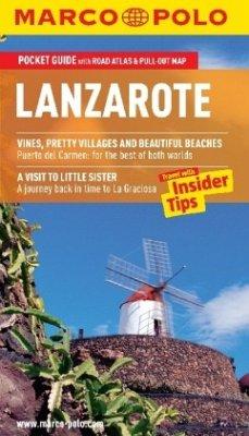 Lanzarote Marco Polo Guide