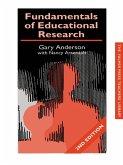 Fundamentals of Educational Research (eBook, ePUB)