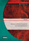 Business Continuity Management bei Finanzdienstleistern (eBook, PDF)