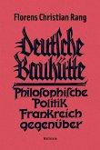Deutsche Bauhütte (eBook, PDF)