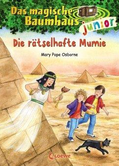 Die rätselhafte Mumie / Das magische Baumhaus junior Bd.3 - Osborne, Mary Pope