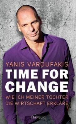 Time for Change - Varoufakis, Yanis