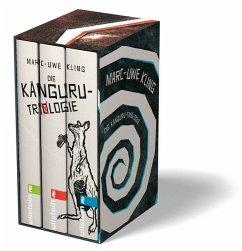 Die Känguru-Trilogie / Känguru Chroniken Bd.1-3 - Kling, Marc-Uwe