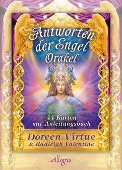 Antworten der Engel-Orakel - Virtue, Doreen; Valentine, Radleigh