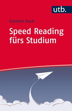 Speed Reading fürs Studium