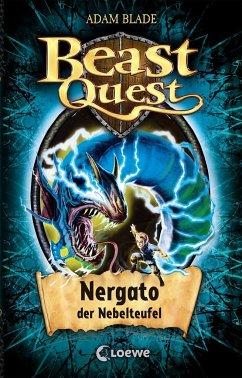 Nergato, der Nebelteufel / Beast Quest Bd.41 - Blade, Adam