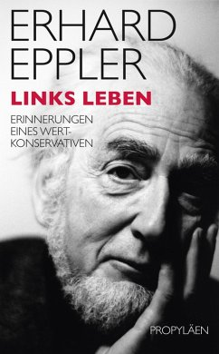 Links leben (eBook, ePUB) - Eppler, Erhard